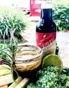Recipe Soy Lime Sesame Dressing
