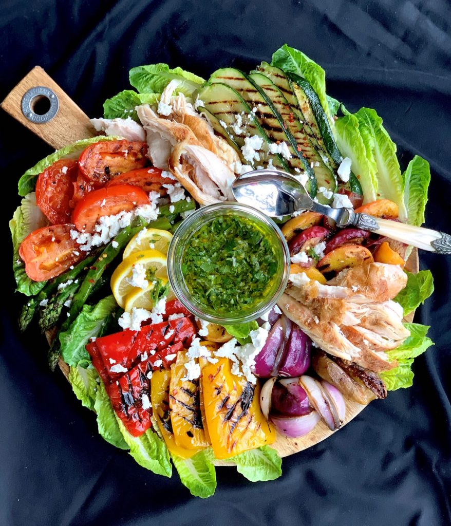 Recipe Ode To Summer Grilled Salad Board02
