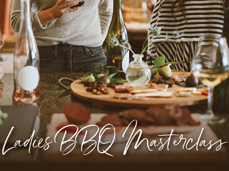 Whats On Ladies Bbq Masterclass 2019 10 15
