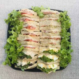 Catering Triangle Sandwich Platters Small01