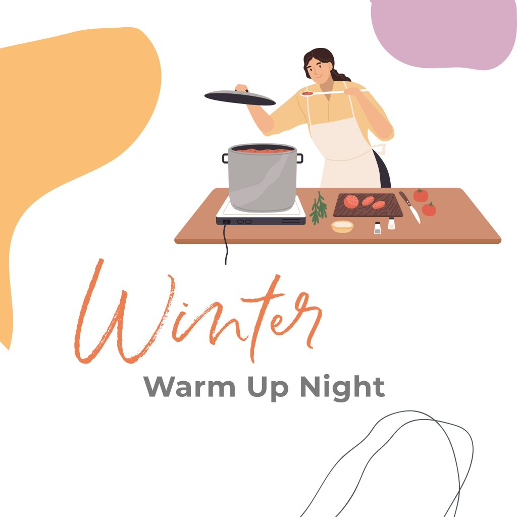 Product Winter Warm Up Event
