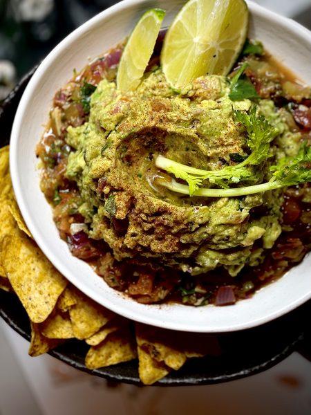 Recipe Grilled Guacamole Pico De Gallo02